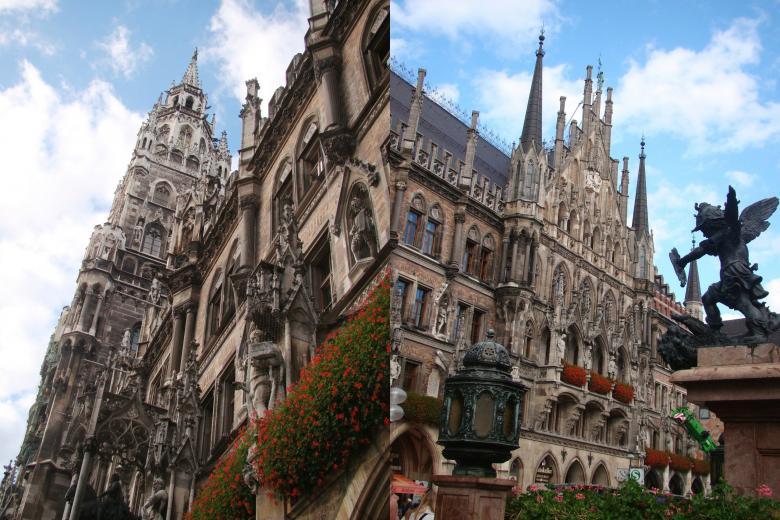 Мюнхен: Как полетать над городом и где отмыть деньги фото 1