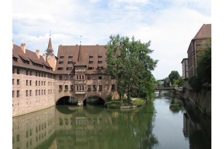 В Нюрнберге появится первый «умный» мост фото 1