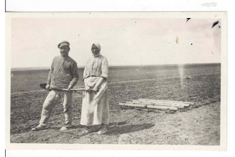 Голод и меннонитская деревня в Поволжье в 1920-е годы фото 1