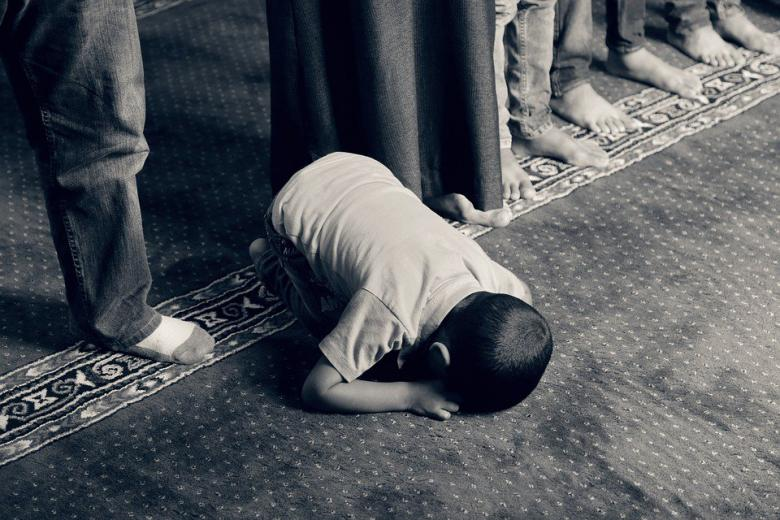 религия беженцев фото