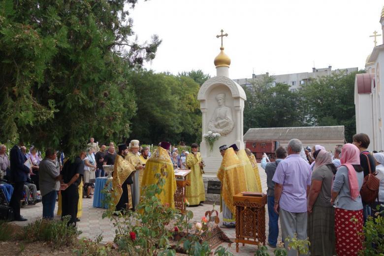 В Керчи открыли памятник барону Врангелю фото 1