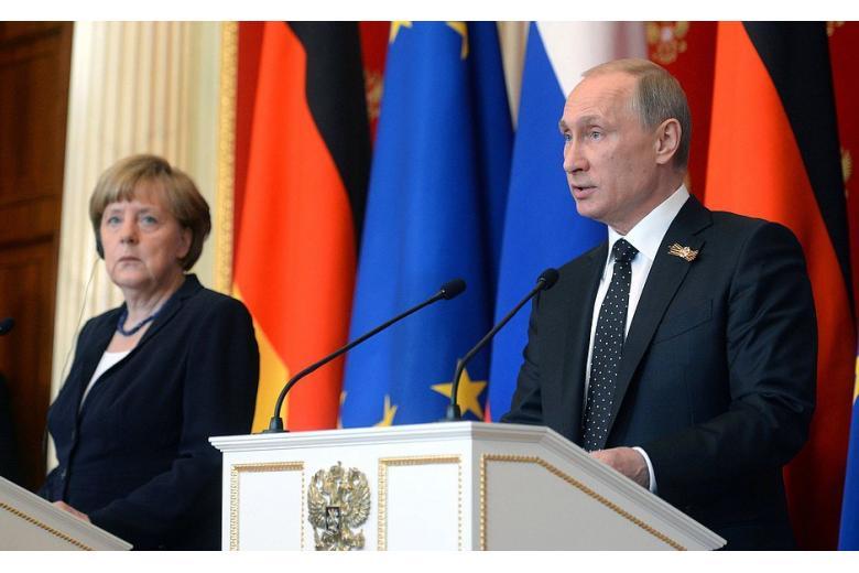 Германо-российские отношения и сирийский кризис фото 1