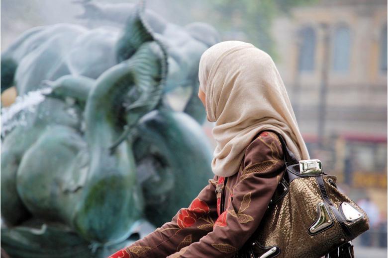 Немецкую школьницу завербовали исламисты? фото 1
