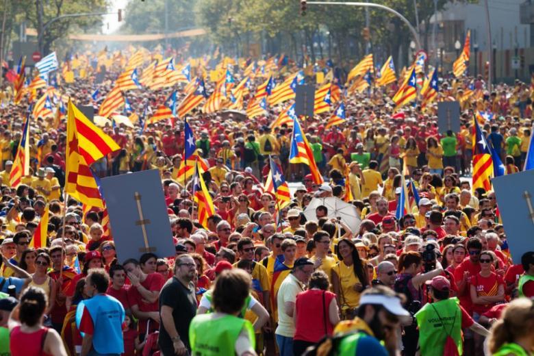 В Каталонии объявлены окончательные итоги референдума о независимости фото 1