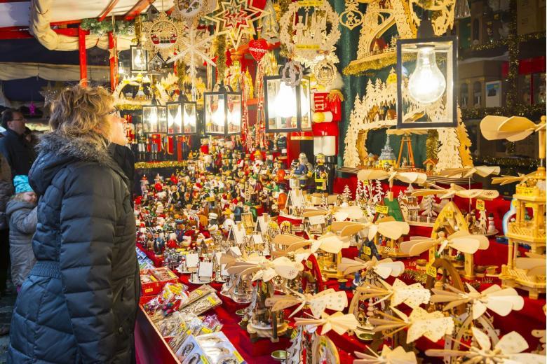 Рождественские ярмарки Германии: от ботанической до эротической фото 1