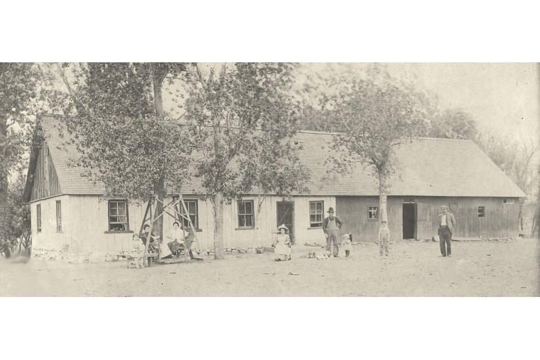 Меннонитский дом 1911 г.