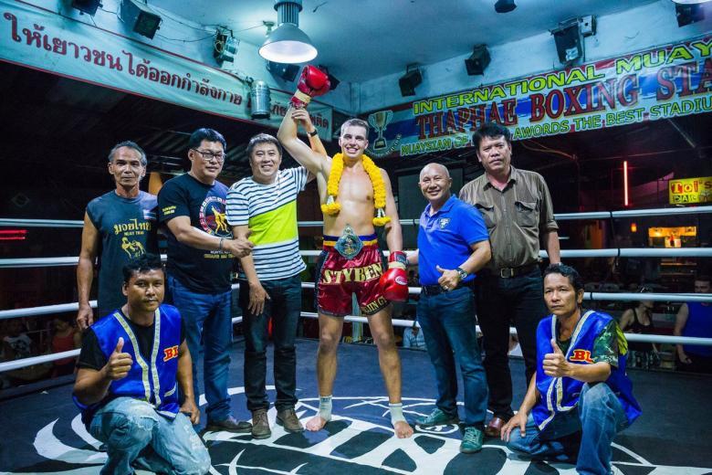 Яков Штыбен: «Тайский бокс – это моё» фото 1