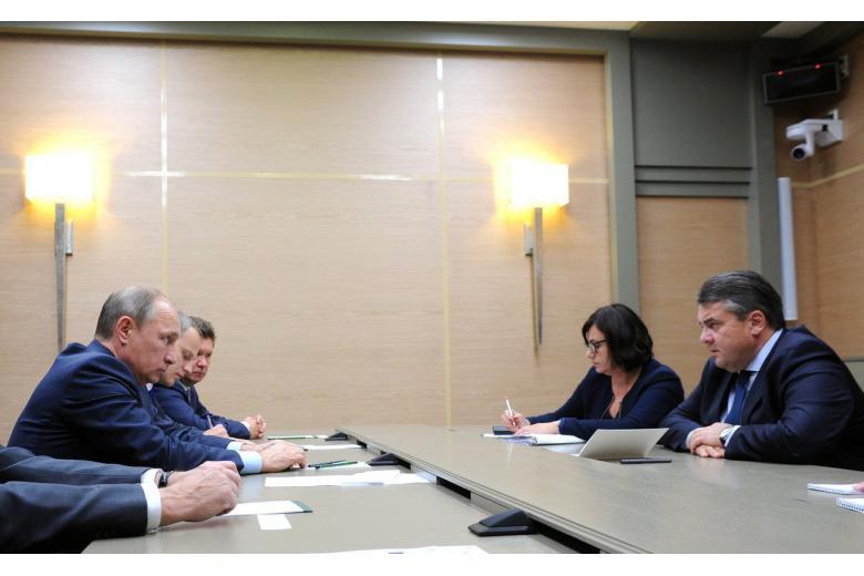 Санкции заканчиваются: министр экономики ФРГ едет в Москву фото 1
