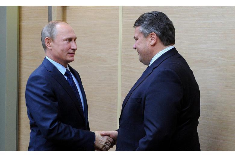 Конец санкций? Министр экономики Германии едет в Россию фото 1