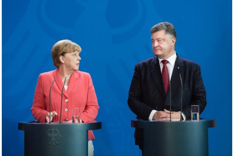 Что на самом деле думают немцы об Украине? фото 1
