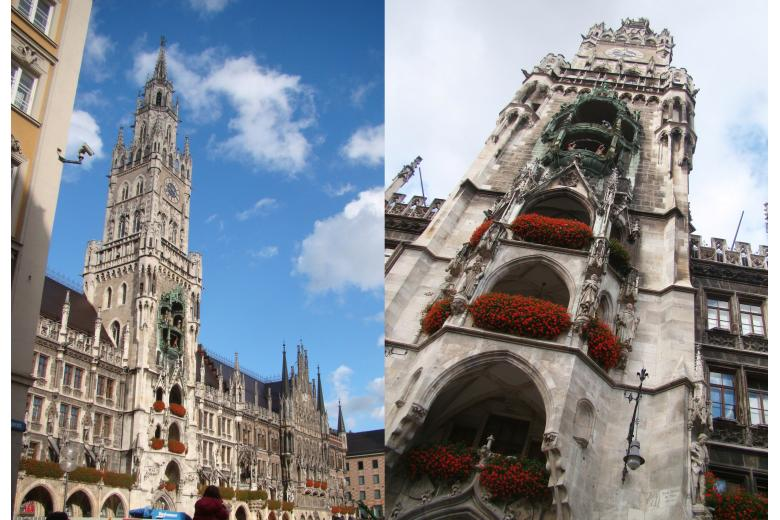 Стоит посетить: Мюнхен. Как полетать над городом и где отмыть деньги