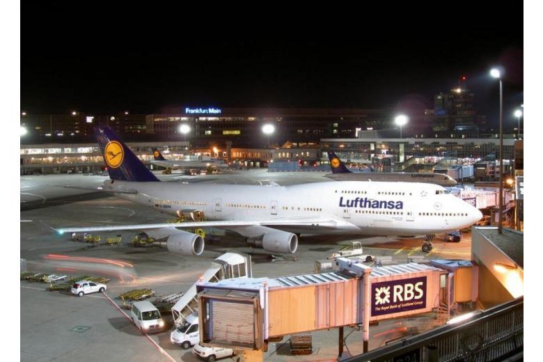 Крупные аэропорты Германии будут перекрыты? фото 1
