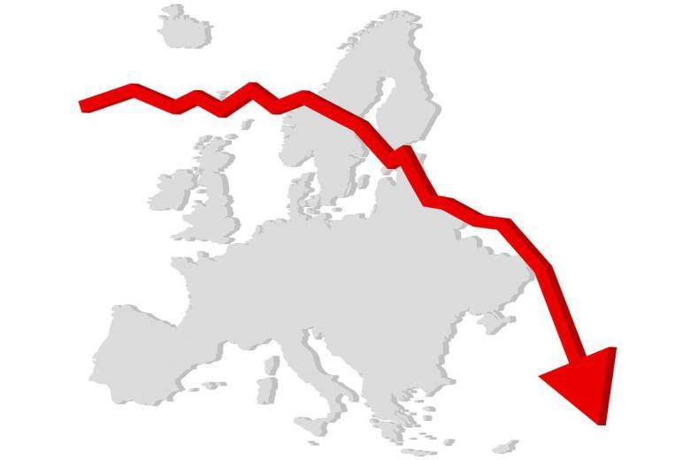 отрицательная прибыль по 10-летним облигациям государственного займа Германии фото