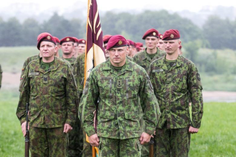 Зачем Германия вооружает Литву? фото 1