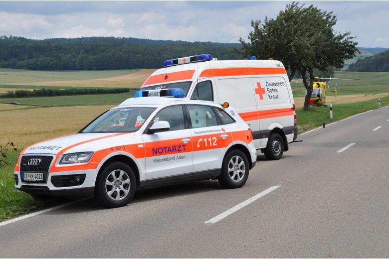 Немецкие медики сделают свои машины «антитеррористическими» фото 1