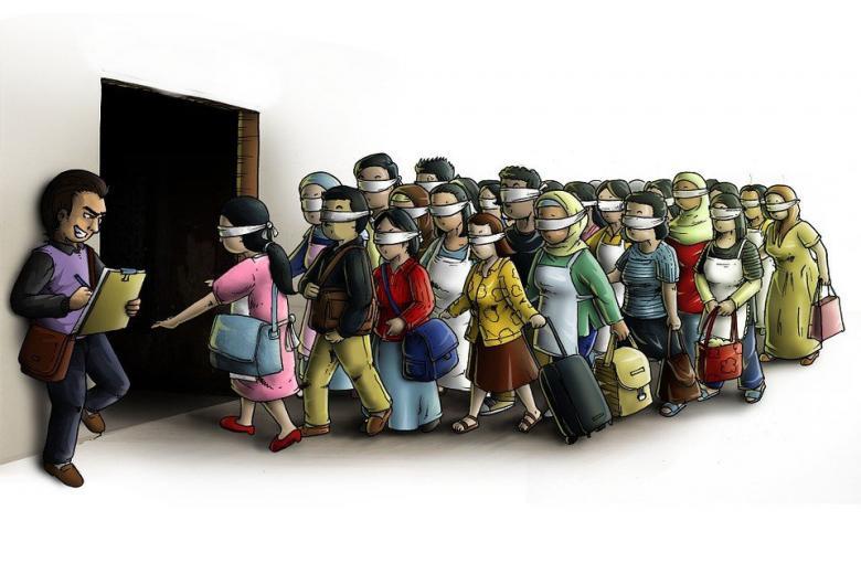 Немцы против миграционной политики Меркель фото 1