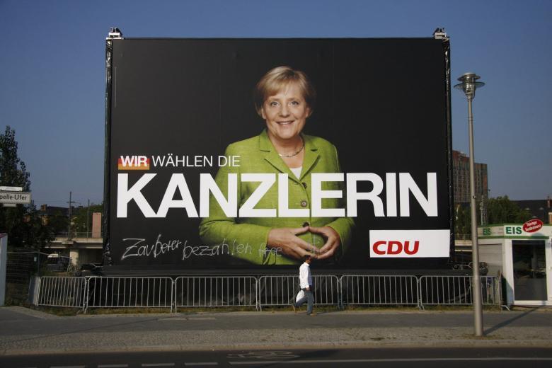 Меркель тоже хочет баллотироваться фото 1