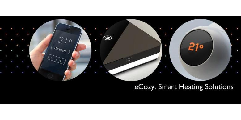 Датчик управления батареями eCozy позволяет сэкономить 30% на отоплении фото