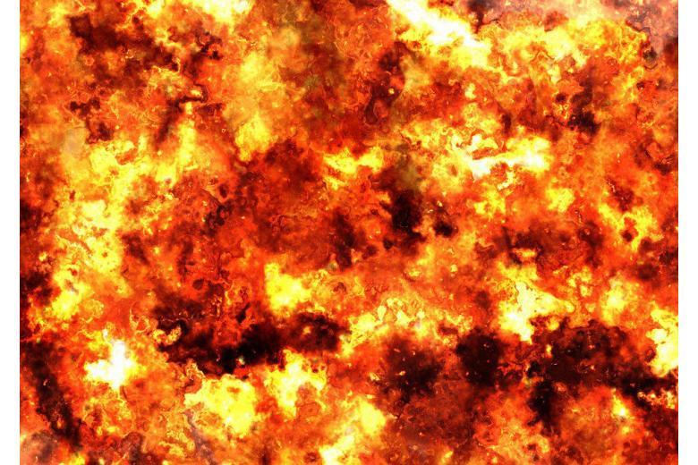 Взрыв на химкомбинате BASF: два города накрыло дымом фото 1
