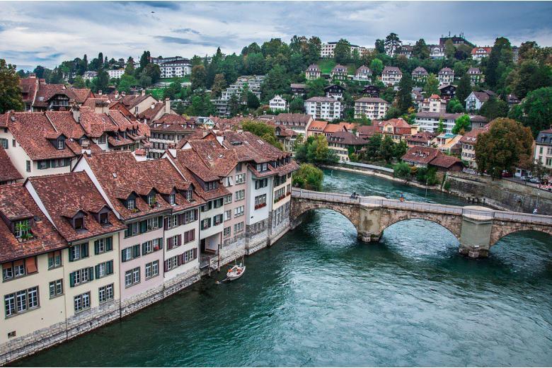 Швейцария не станет перевалочным пунктом для беженцев фото 1