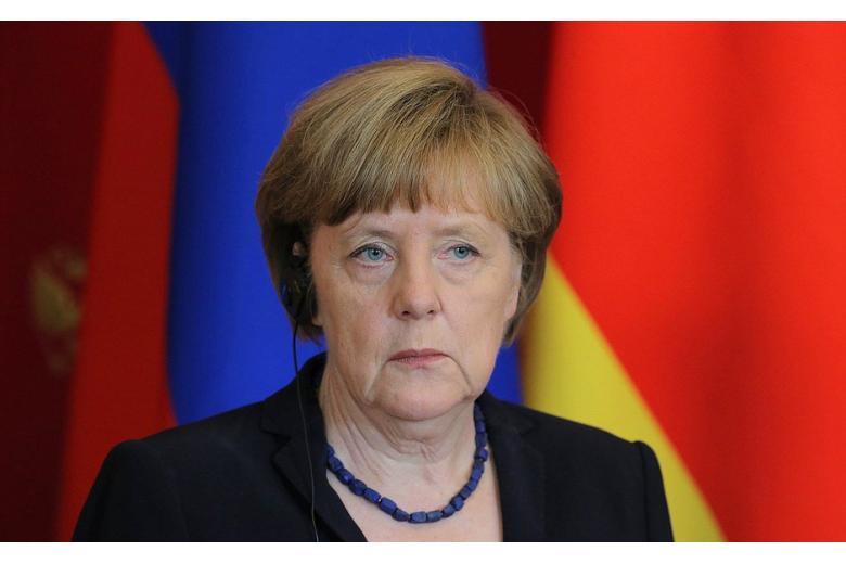 Ангела Меркель просит помощи у Нигерии фото 1