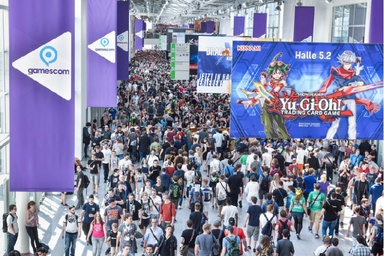 Gamescom 2016: «закрытый» Microsoft, новые «Звездные игры» и Dota-бои за 42 тыс. евро фото 1