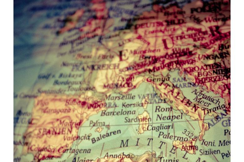 английский язык закрепился в Европе фото