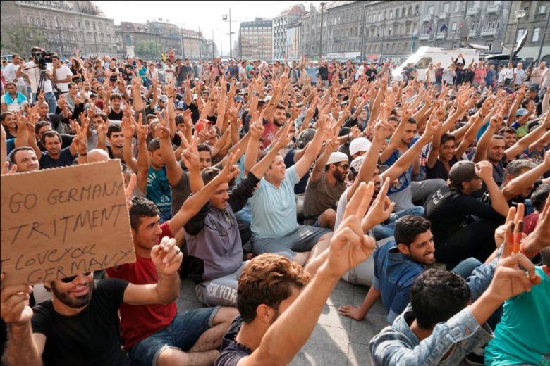 Германия планирует проводить массовые депортации беженцев фото 1