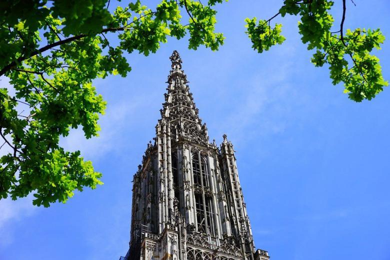 протестантская церковь фото