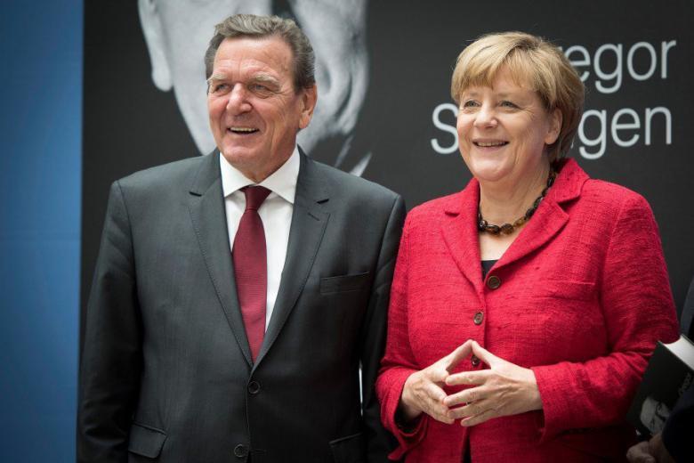 Социальная политика правительства Г. Шрёдера: Мужество ради перемен фото 1