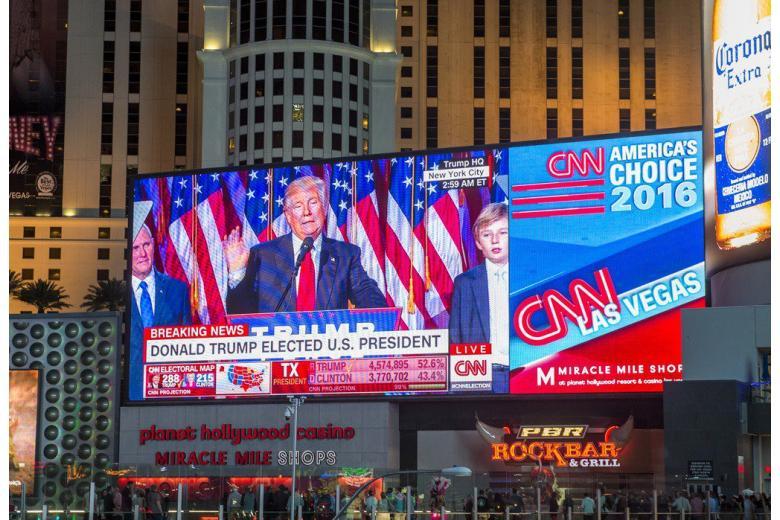 Из-за Трампа немцы не хотят ездить в США фото 1