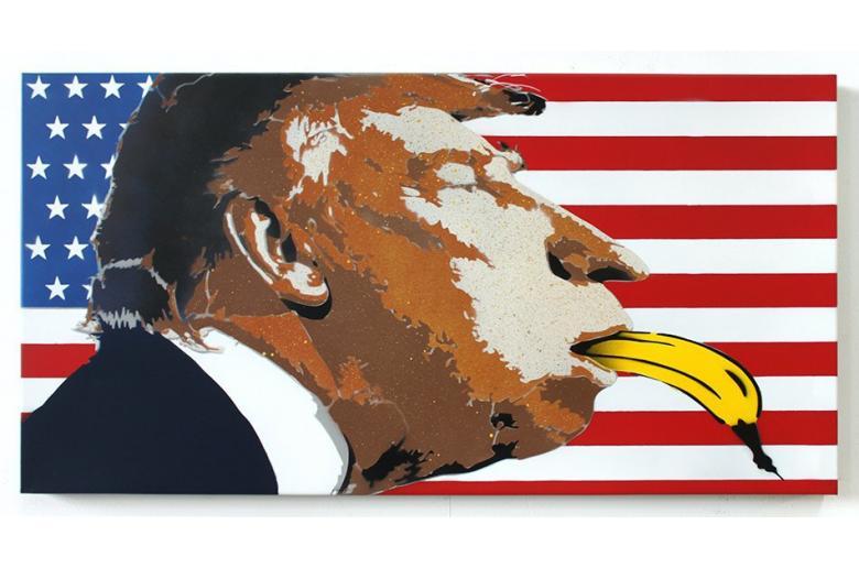 Твиттер защищает Трампа от немецкого «банана» фото 1