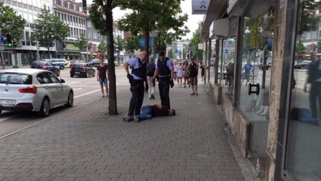 В Германии беженец зарубил с помощью мачете женщину